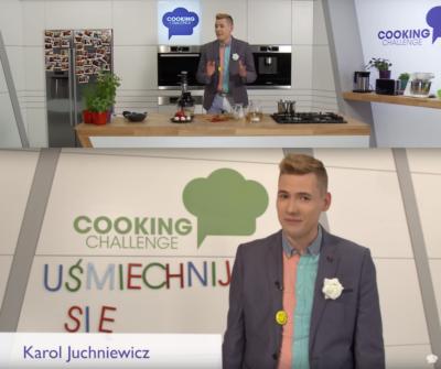 Śmiech to zdrowie! Podjąłem wyzwanie: Cooking Challenge!