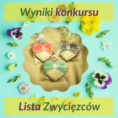 """Wyniki Konkursu """"Tchnienie Wiosny 2021"""""""