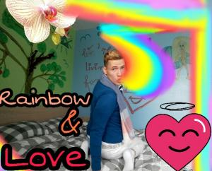 Rainbow & Love